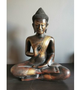 Bouddha Khmer en méditation