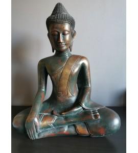 Bouddha Khmer Bhumisparsha Mudra