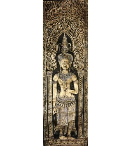 Poster papier relief Divinité hindoue