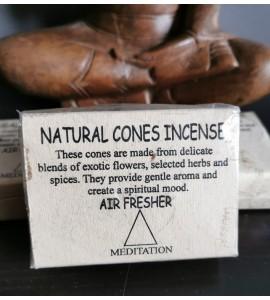 NATURAL CONES INCENSES